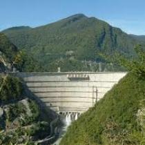 New technical typical schemes of  hydroelectric power plants (hydropower plants). Есть принципиальные схемы новых конструкций ГЭС